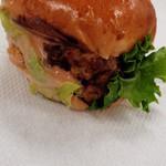 28496502 - モチコチキンバーガー