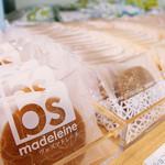 b's kafé - 焼き菓子やマドレーヌも種類豊富。お土産にも