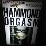 Hammond orgasm - Hammond orgasm's sign