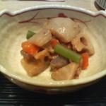 京都 つる家 花陽 - 煮物