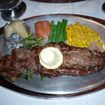 Steak House GAIN  - サーロイン14オンス