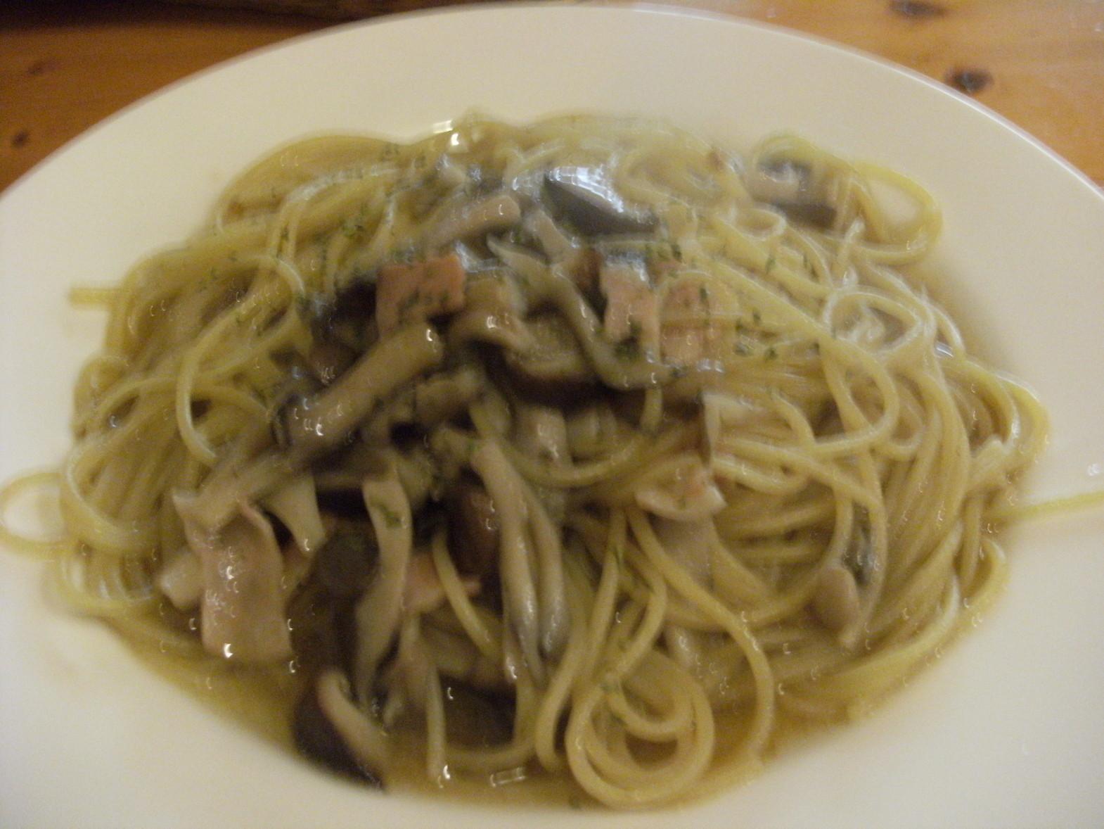 ナポリの食卓 Pan