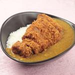 とんかつ 心 - カツカレー定食