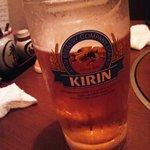 ももじろう - 生ビール(大)