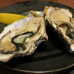 炭焼き 大 - フレッシュ生牡蠣