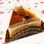 KATASHIMA - Oldnewチーズケーキ 290円