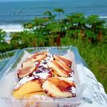 フレンチトースト専門店 - 料理写真:フレンチトースト(チョコバナナ)