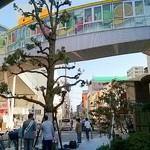 28512990 - 阪急電車・池田駅下車、この道をまっすぐ南下します。