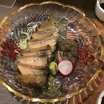 一翔 - 料理写真:アワビ