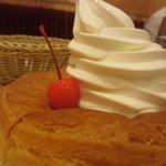 コメダ珈琲店 - 料理写真:シロノワール