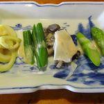 鮨亭 笹元 - 前菜