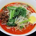 銅鑼湾 - 担担麺