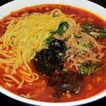 銅鑼湾 - 麻辣麺