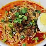 銅鑼湾 - 冷し担担麺