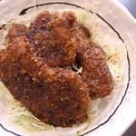 伊那Cafe - 一番人気の信州伊那谷名物ソースかつ丼