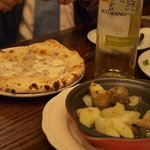 BOSSO - BIANCO(チーズベース)ビアンカ&窯焼きポテト ローズマリー風