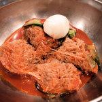 チョンギワ - ビビン麺