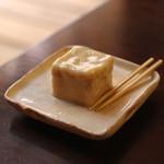 手打ち蕎麦 かね井 - 豆腐よう (2014/06)