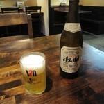 28520340 - とりあえず「瓶ビール」