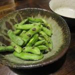 28520378 - 「焼き枝豆」