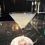 バー・シーガーディアン Ⅱ - 2杯目にすすめてくれたサッパリカクテル。 クォーターデッキ