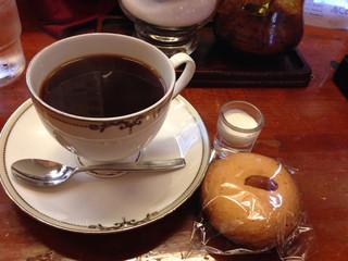 珈琲専門店東亜 - ブラジルとクッキー