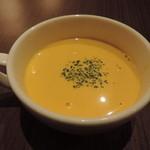 OAKS - ランチのスープ