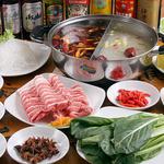 中華料理 成都 - 料理写真:新鮮野菜や海鮮・お肉も絶品です