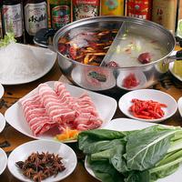 成都 - 新鮮野菜や海鮮・お肉も絶品です