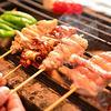とさかや - 料理写真:紀州備長炭でじっくりと… ていねいに焼き上げています。