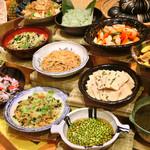 ひな野 - 旬の食材を使用したひな野らしいお料理