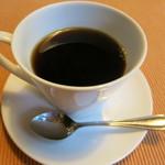 レストランキムラ - 最後の珈琲も香り高く美味しい。