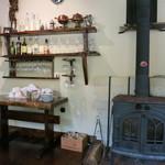 レストランキムラ - 薪ストーブもあり、冬も雰囲気が良さそうですね。