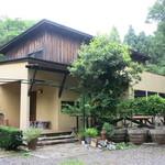 レストランキムラ - 自然たっぷりの中佇む、すごく素敵な建物のフレンチです!