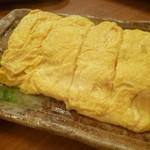 近江そば - 2014.06 玉子焼き