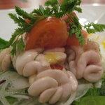 カスターニャ - 鱈の白子のマリネ(季節メニュー)