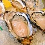 Oyster Bar ジャックポット - 2014/Jun 兵庫産相生