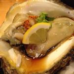 おん - 岩牡蠣(徳島産)