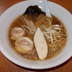 今日から - 今日から 鶏豚スープの杉樽しょう油ラーメン 650円