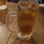Kushikatsudengana - ウーロン茶^^;