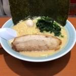 魂心家 - 醤油ラーメン(680円)