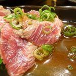 28539228 - 2014.6 ほほ肉炙り ¥680