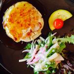 ソラフネ - お豆のハンバーグ