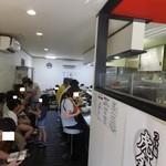自家製麺 5102 - 待ち人多数…^^;