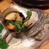 とむら - 料理写真:サザエのつぼ焼き