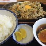 大勝食堂 - 料理写真:スタミナ定食