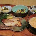 28542083 - 焼き魚定食 900円