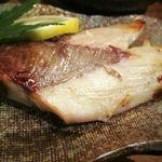 28542087 - <西京焼き>味噌の香ばしさと甘さでメチャクチャ美味しい