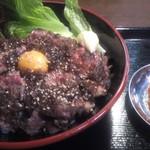 28542614 - 「牛ハラミ肉々丼」(890円税抜き)