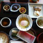 銀座クレストン - ある日の朝食